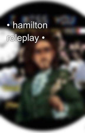 • hamilton roleplay • by _adotham_