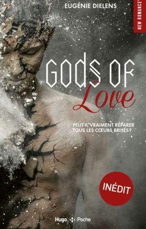 Gods Of Love - [ SOUS CONTRAT D'ÉDITION ] by ReadingByNini