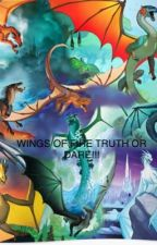 Wings Of Fire Truth Or Dare!!! With Dragonets of destiny and jade winglet by WingsOfFire23010