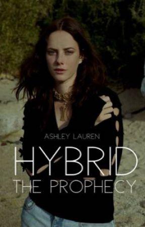 Hybrid: The Prophecy by ladybug3151