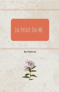 In Print On Me cover