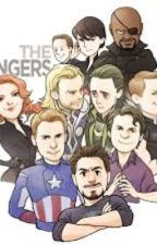 The Avengers are my teachers by Throwlikeapro