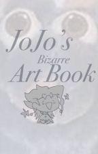JoJo's Bizarre Art Book by SeaWaterCherry