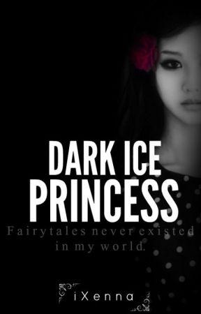 Dark Ice Princess by iXenna