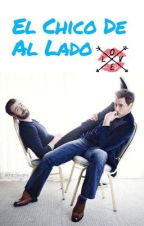 El Chico De Al Lado  by ArabellaEv