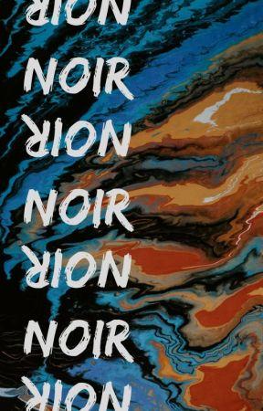 Noir - a dark fantasy by alphascifi