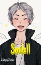 Smile!! // Sugawara x Reader by ninasama_