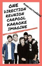 One direction reunion carpool karaoke (imagines) by Kjqllee