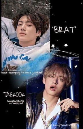 """""""BRAT""""   Taekook 😈 by BangtanFluffs"""