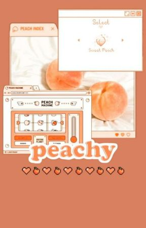 peachy   character book by softtotoro