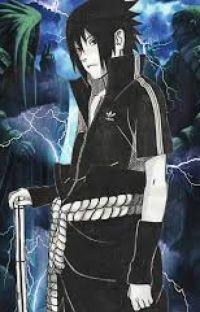 Uchiha Dragon( AU Sasuke x Highschool dxd) cover