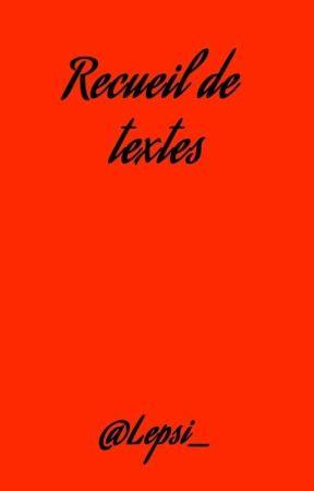 [recueil] Les Pleures  by Lepsi_