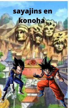 saiyajins en Konoha by Leoblack82