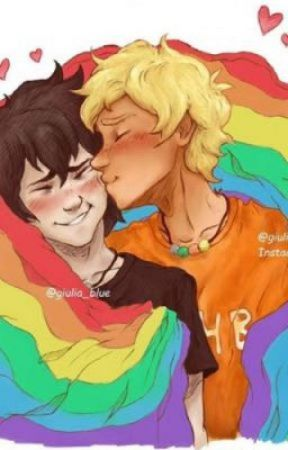 Death Boy and Sunshine (Solangelo) by uhitsSJ