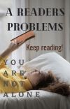 A READER'S PROBLEMS #youarenotalone cover