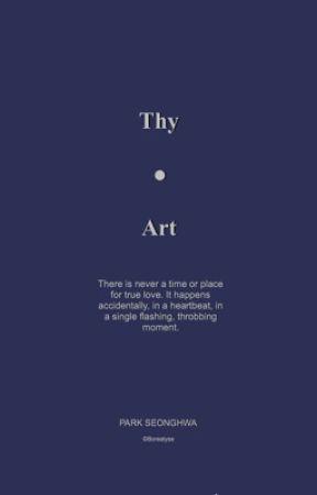 Thy Art | Park Seonghwa by Borealyse