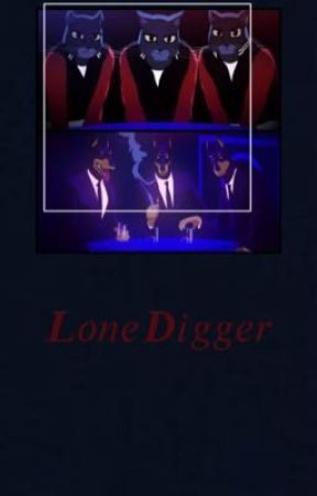 Lone Digger by Rebellious23