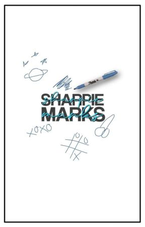 SHARPIE MARKS. by bubbletaey