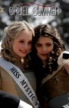 CRUEL SUMMER ー The Vampire Diaries cover