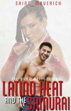 Latino Heat and the Samurai (Hikaru Shida x OC) by Saint_Maverick