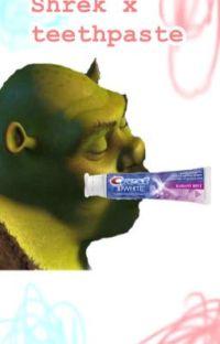 Shrek x toothpaste cover