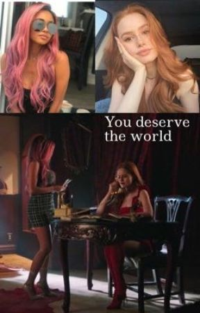 You deserve the world (continue of @Destineyisthaname ) by madelainefan