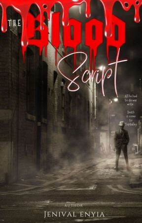 The Blood Script by Jenivalwrites