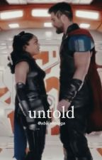 Untold - Thor x Valkyrie by astridcamia