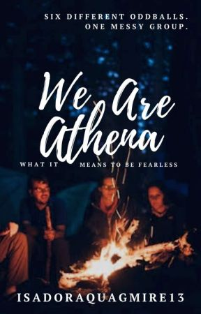 We Are ATHENA by IsadoraQuagmire13