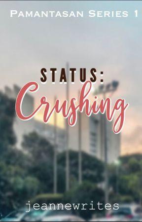Status: Crushing by jeannewrites