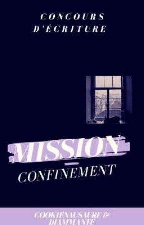 Mission confinement [concours] by DiAmmante