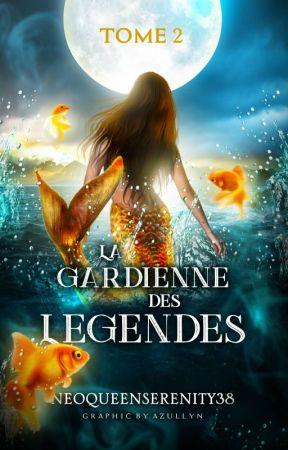 La Gardienne des Légendes ✷ Tome II. - L'Eclipsis by NeoQueenSerenity28