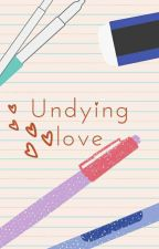 Undying Love | Kang Hyewon x M! Reader by Yenalogy