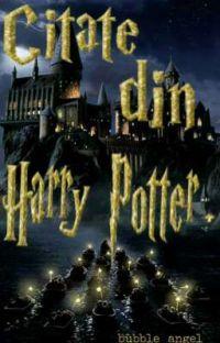 Citate din Harry Potter cover