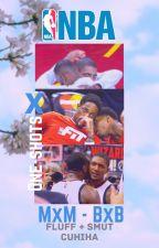 {Hold} 𝕊𝕙𝕠𝕠𝕥𝕚𝕟𝕘 𝕤𝕙𝕠𝕥𝕤 -  NBA 1SHOTS MxM by Cuhiha