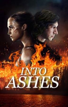 Into Ashes - Ben Solo by molly_pevensie
