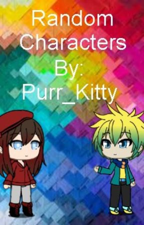Random characters by purrfect_kitty