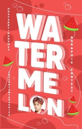 WATERMELON   Graphics Contest  by Inugome5