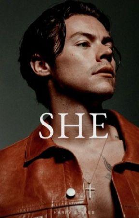 She | h.s  by _lara96