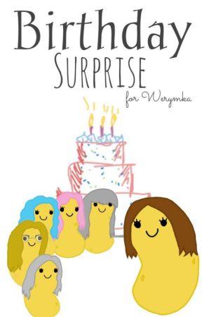 ✔️ Birthday Surprise ✔️ by Klancia
