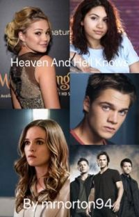 Heaven and Hell Knows (5th book of Winchester Girl)  cover