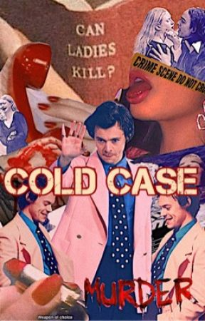 cold case ~ h.s. by cherryl0ve