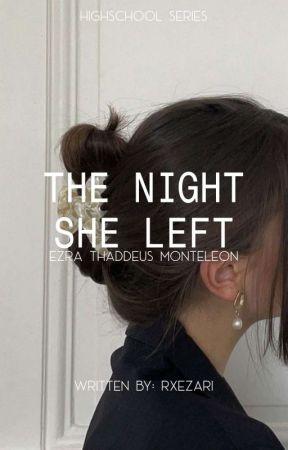 The Night She Left: Hera  by rxezari