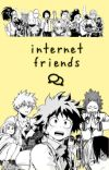 internet friends   bnha cover