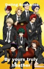 Mha characters x reader scenarios  by Butters2213