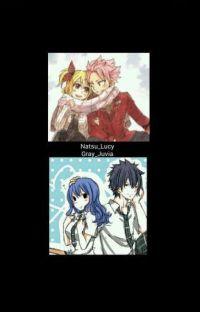 (Full) (Natsu/Lucy) (Gray/Juvia) Yêu Nói Đại Đi Ba cover