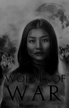 wolves of war ⇉ teen wolf_au by verlachomai