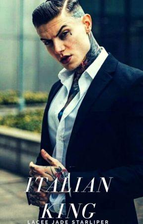 Italian King by LaceeStarliper