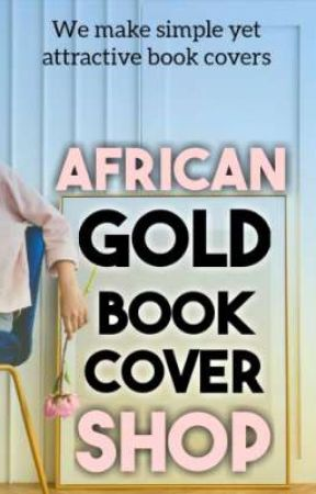 African Gold Book Cover Shop by AfricanGoldClub