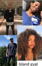 Island gyal / Neymar jr and Kylian Mbappé fanfic  by iyanla2